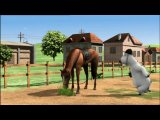 [2x2-Fan.Ru] Bernard \ Бернад 5 сезон 1 серия - Horse Training